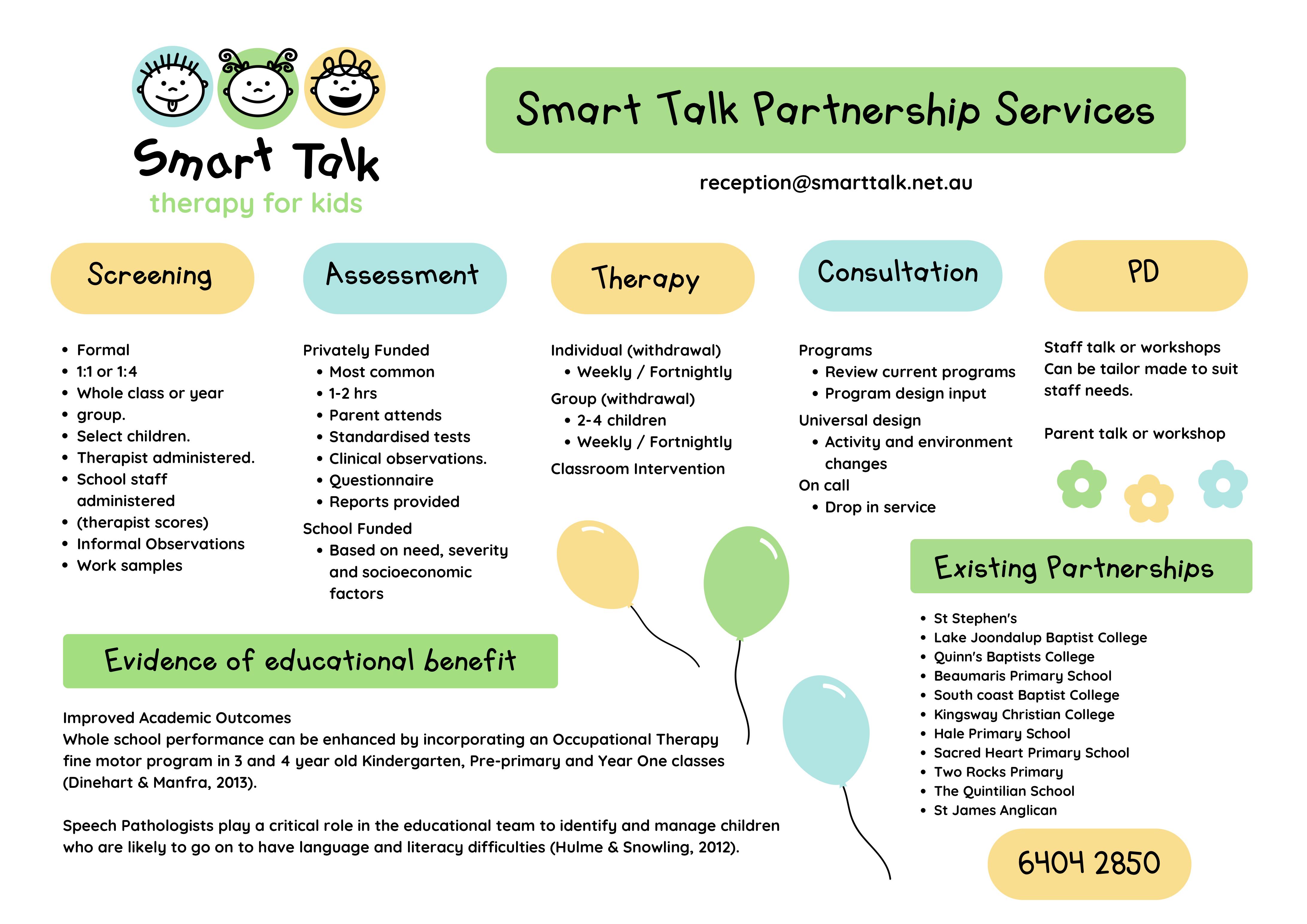 School-partnership-documents School Partnerships